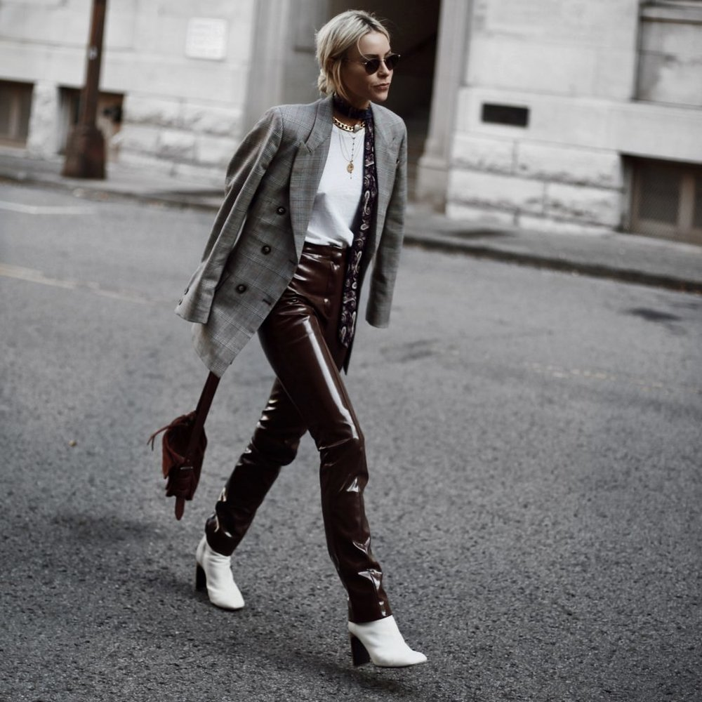 Faux Leather Pants - Our Favorites