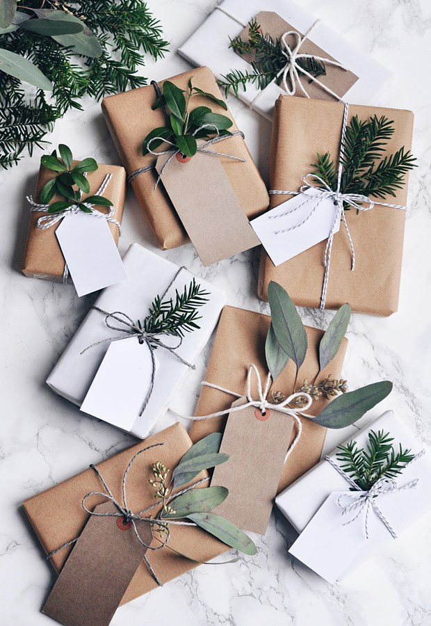 Seasonless Wrapping Paper - Make Pretty Presents Year-Round