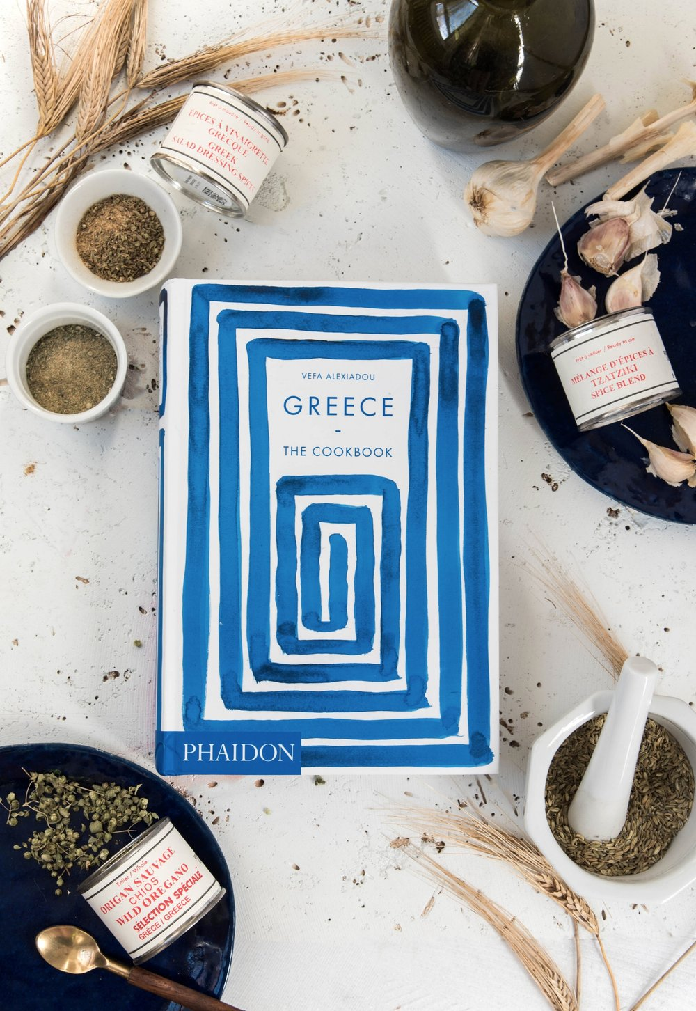 ROSE & IVY Journal Celebrate the Season Gift Guide Transport them to Greece