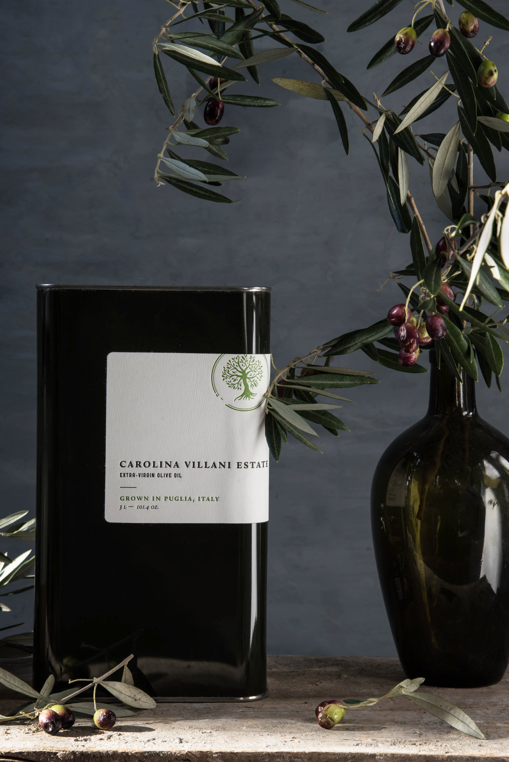 ROSE & IVY Journal Celebrate the Season Give Them An Olive Tree in Puglia