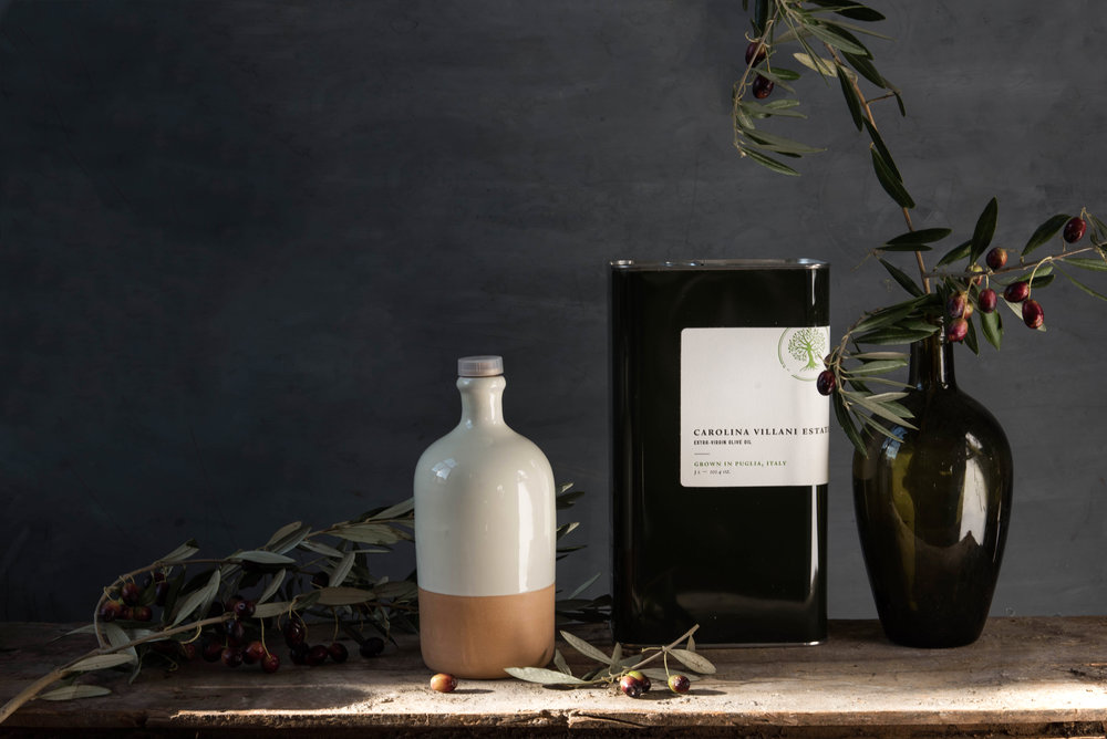 ROSE & IVY Journal Celebrate the Season Gift Guide Give Them An Olive Tree From Especially Puglia