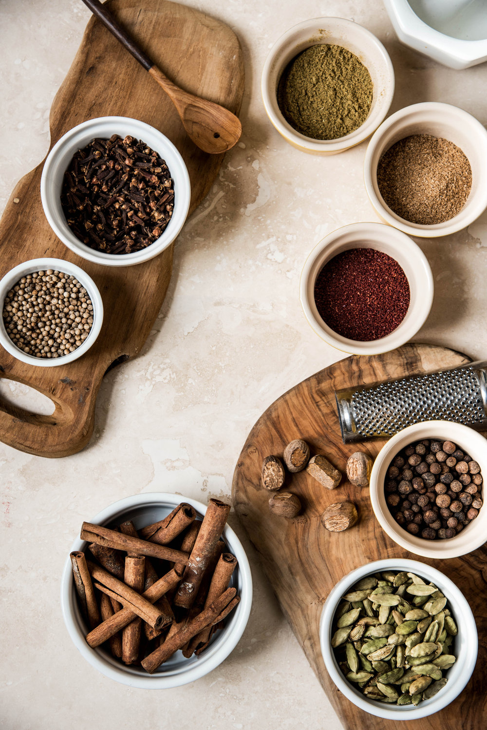 Building a Middle Eastern Spice Cabinet - All the Spices That You Need to Create a Flavorful Meal