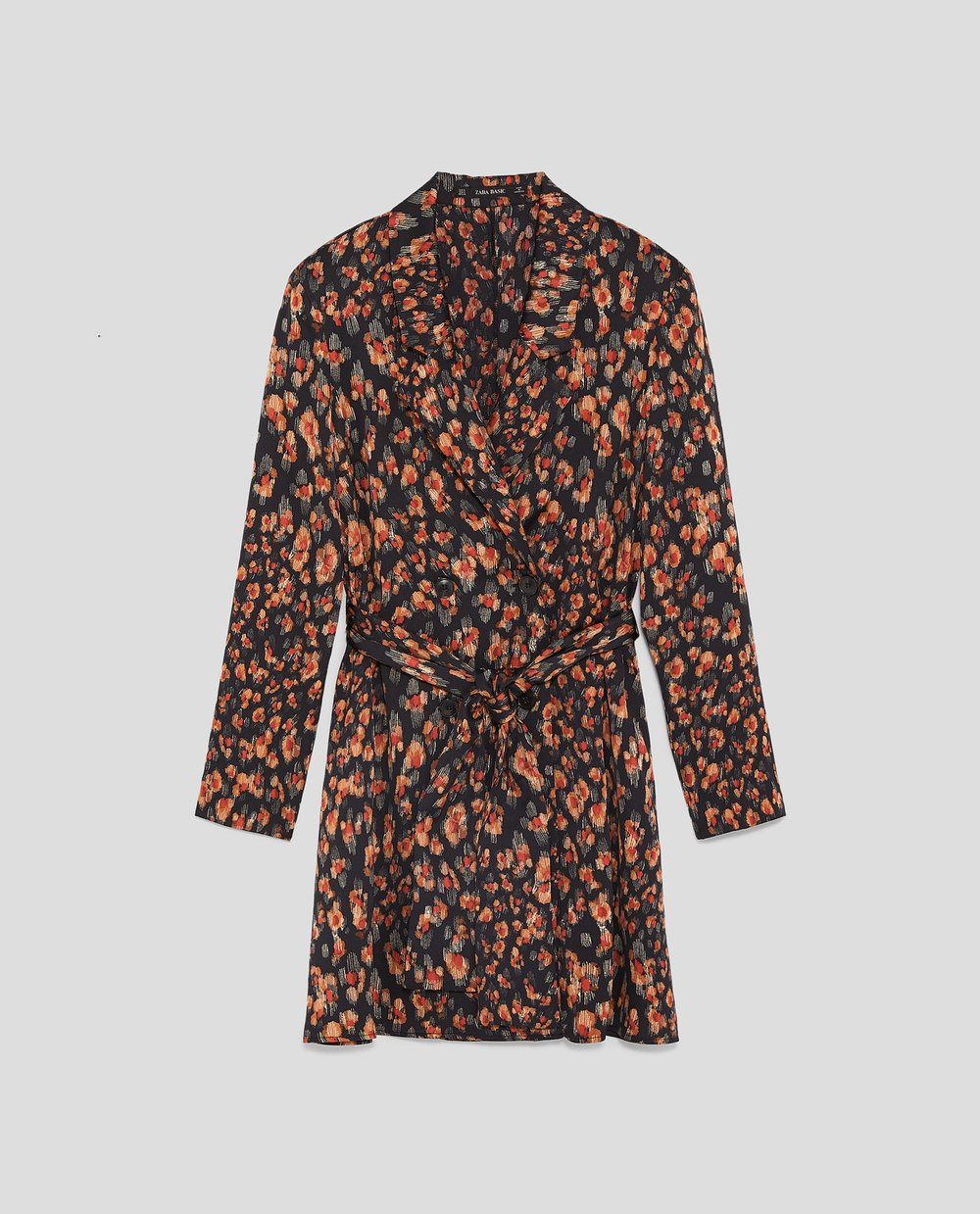 ROSE & IVY Journal The Find | A Printed Blazer Dress