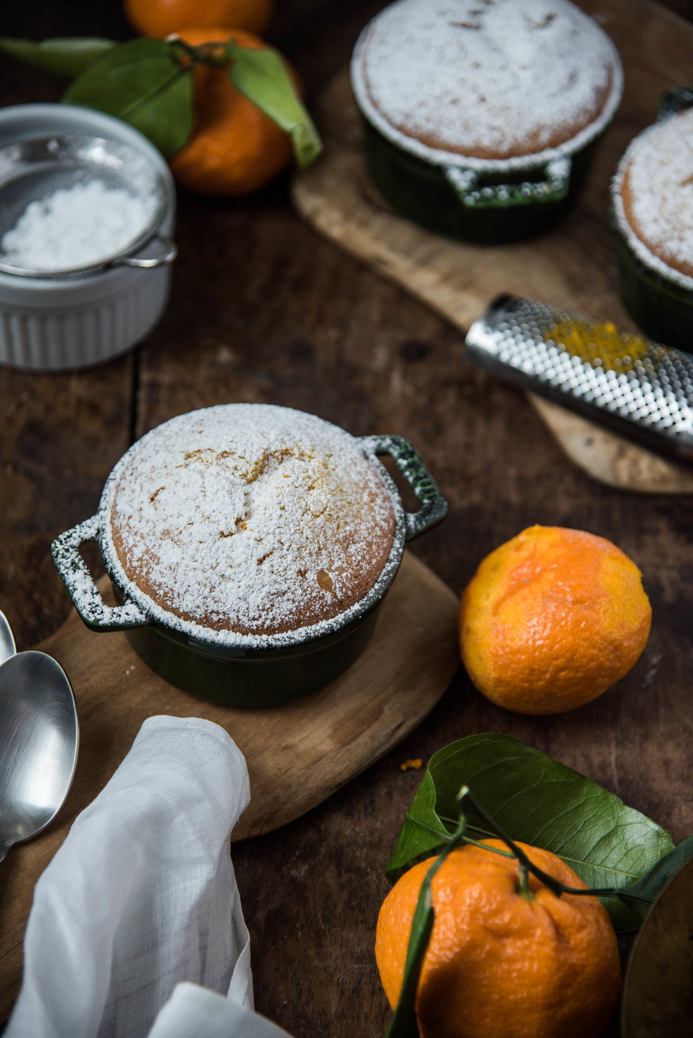 Soft Orange Cake - Cook the Book | 'The Silver Spoon Puglia'