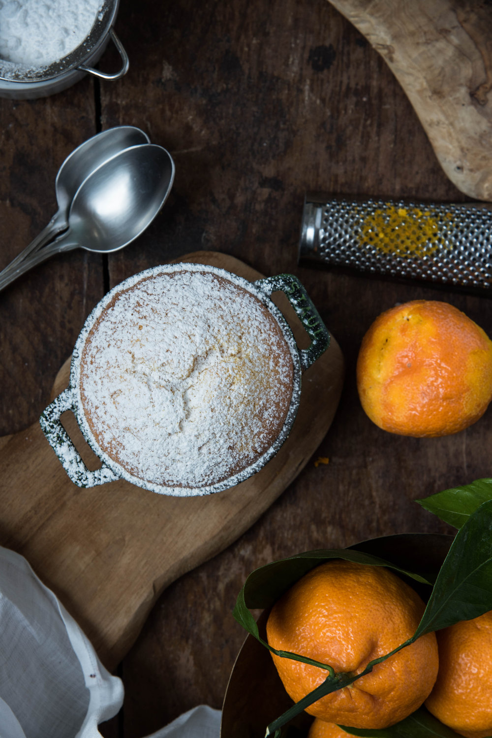 ROSE & IVY Journal Cook the Book | The Silver Spoon Puglia's SOft Orange Tart