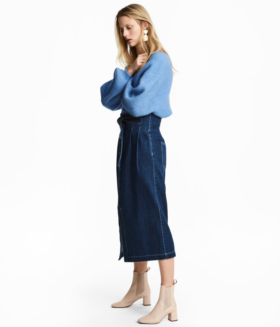 f5b368641086 Winter Outfits With Denim Skirts – DACC