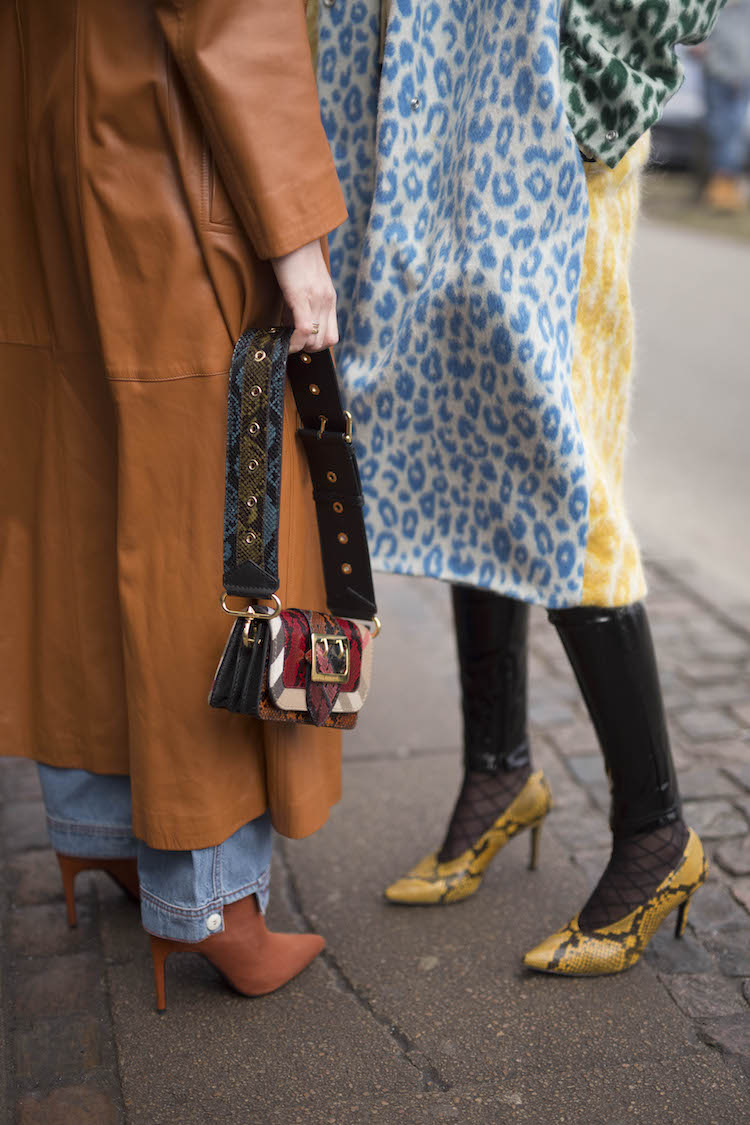 Six Coats to Brighten the Season -