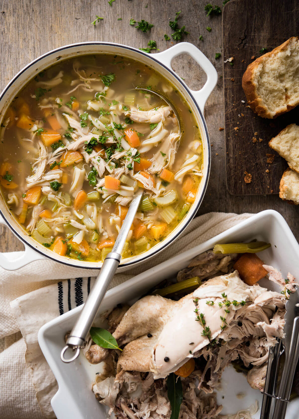 Chicken & Noodle Soup