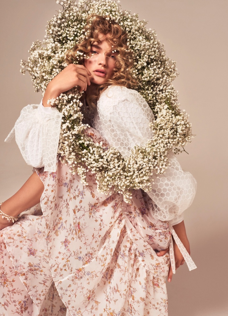 Floral Looks to Wear Now - Cheers to Spring