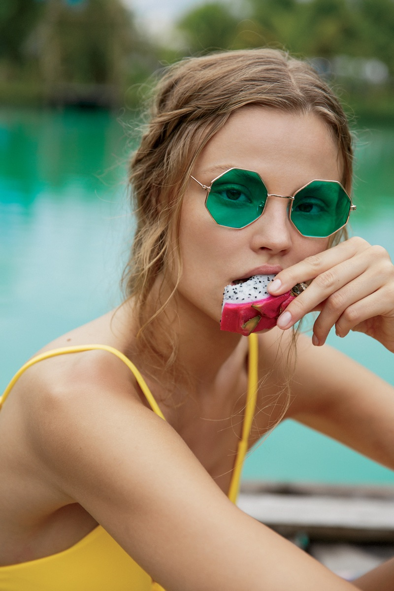 ROSE & IVY Journal A Place in the Sun | Our Favorite Statement Sunglasses for Spring