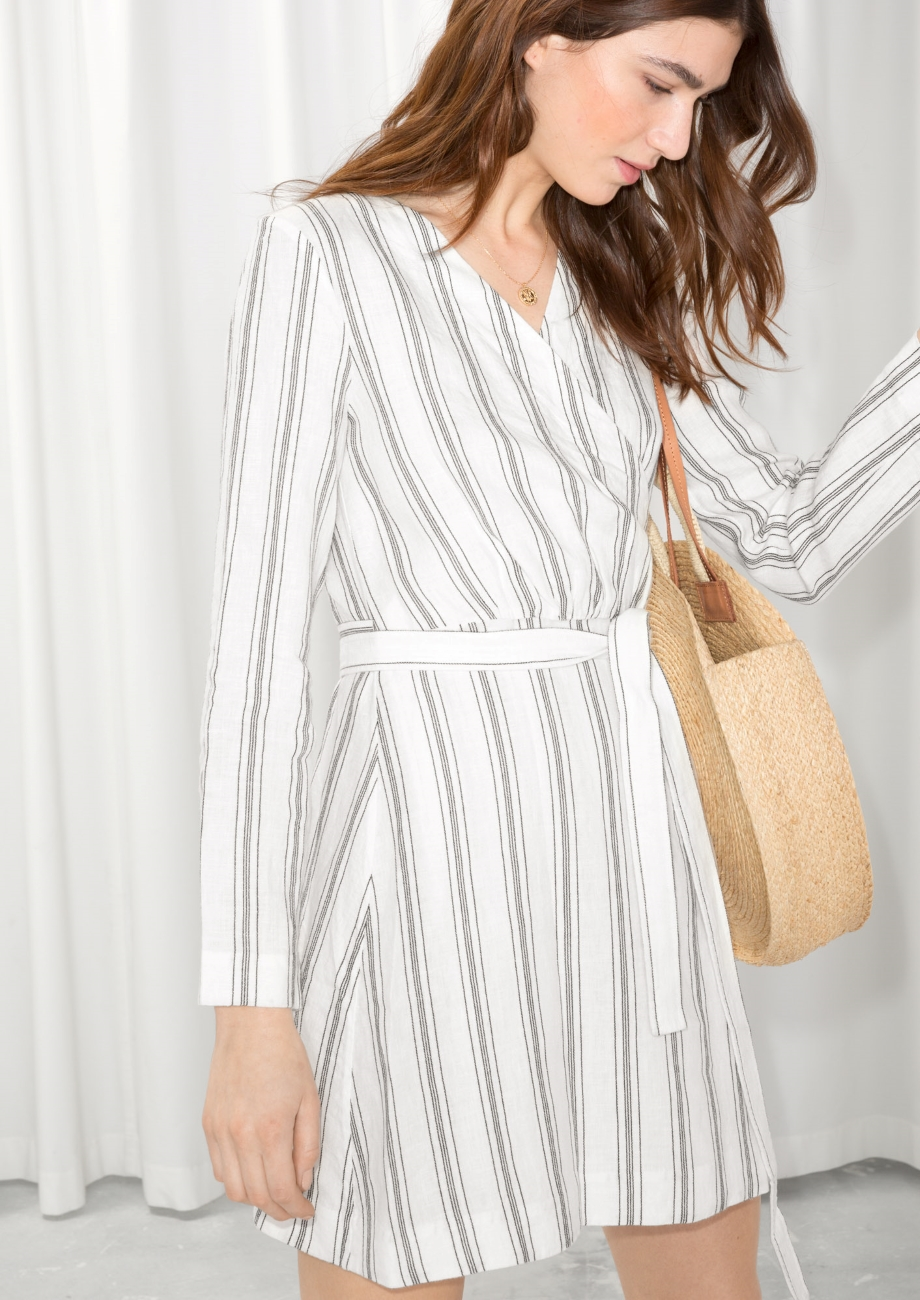 ROSE & IVY Journal The Find | An Effortless Wrap Dress