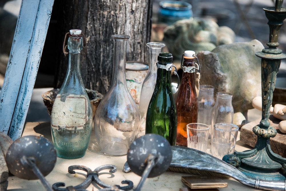 ROSE & IVY Journal Escape | L'Isle Sur La Sorgue, Provence Antiquing