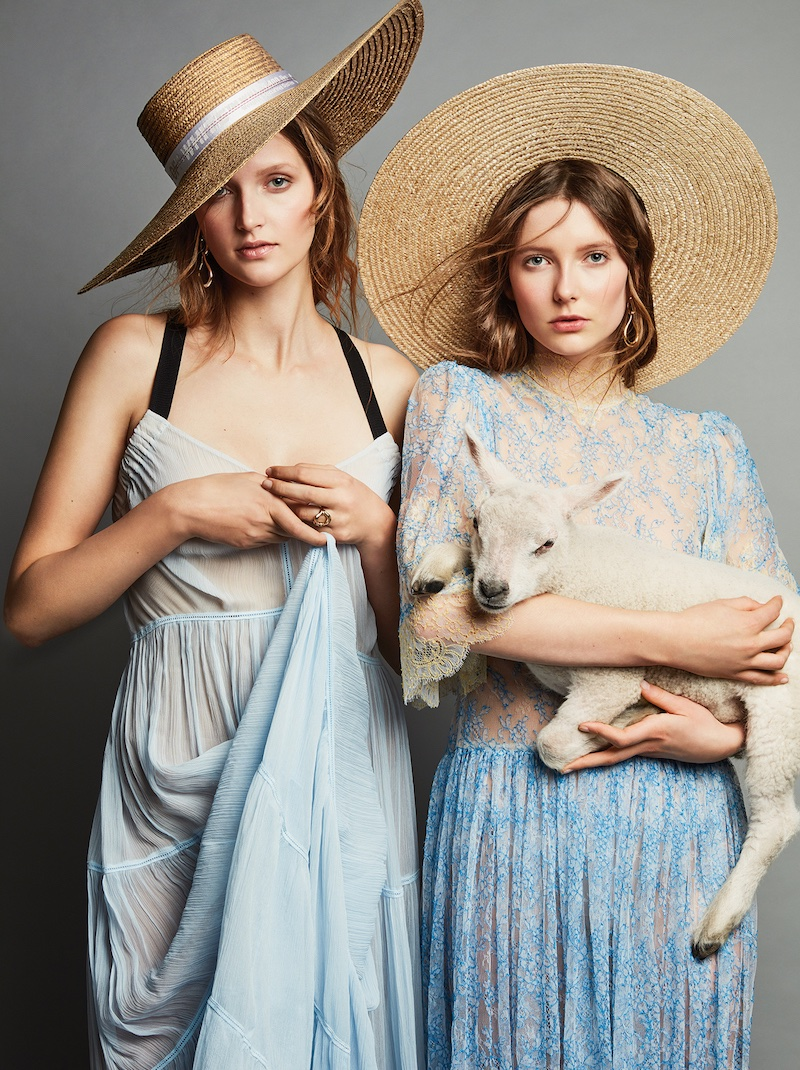 ROSE & IVY Journal The Edit | Summer Hats of All Shapes and Sizes