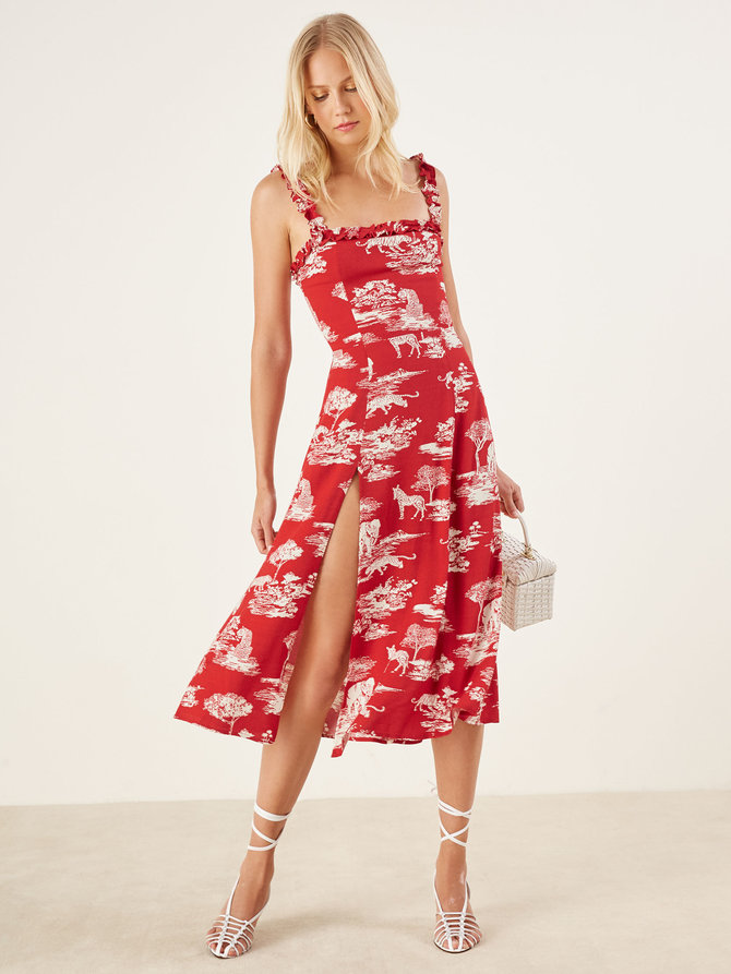 ROSE & IVY Journal The Find The Arielle Dress
