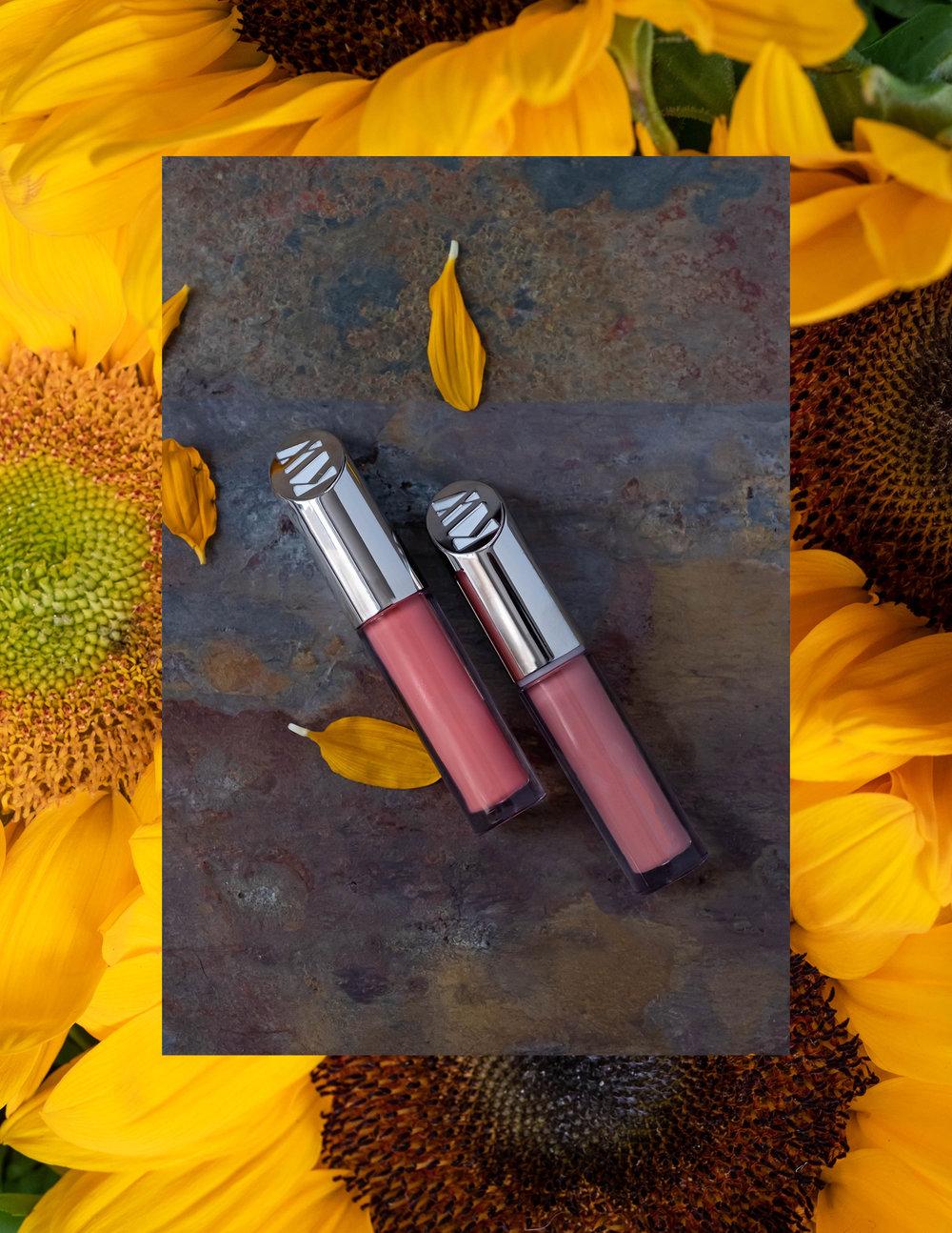 ROSE  & IVY Journal The Beauty Ingredient Sunflower Oil Kjaer Weis Lip Gloss