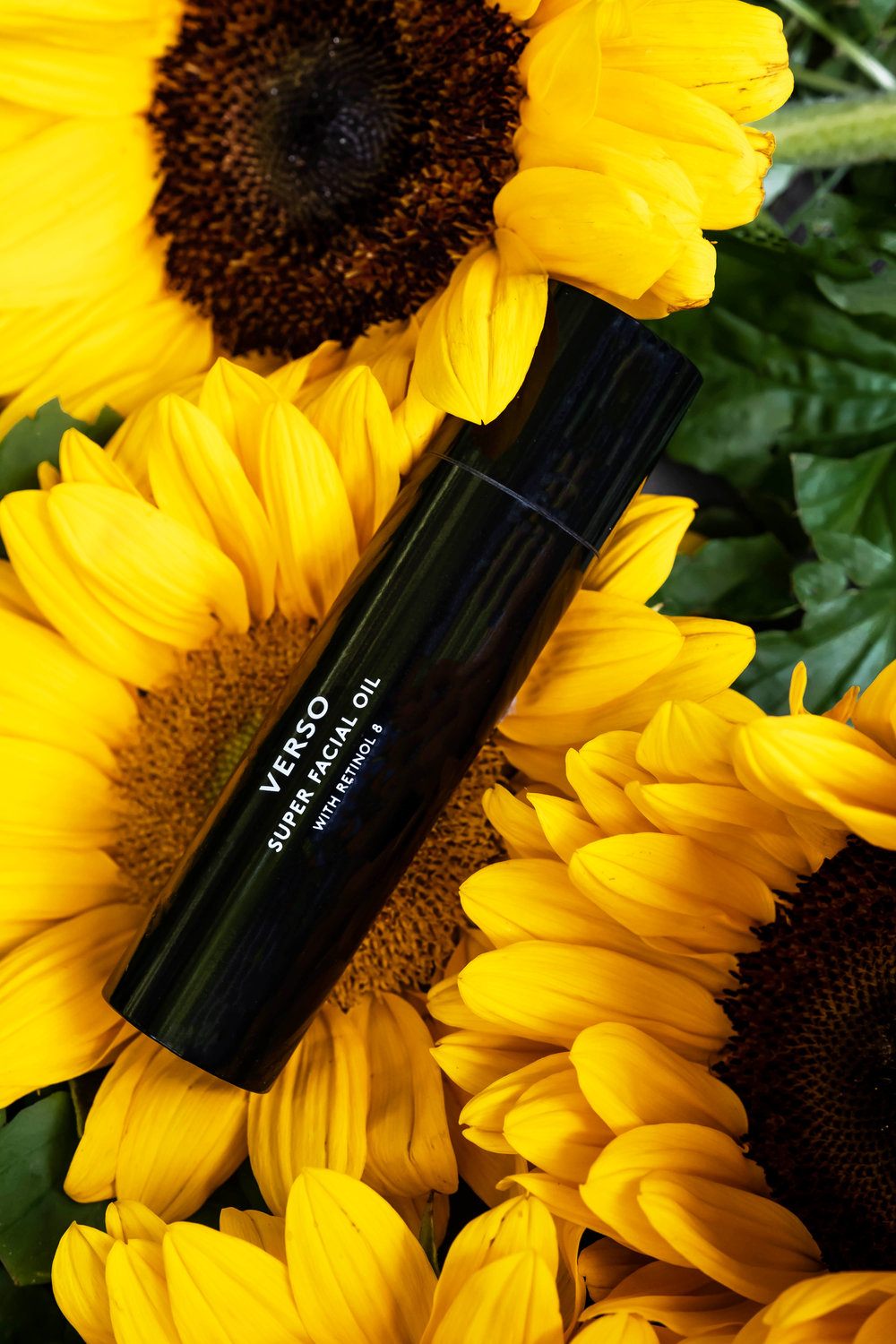 ROSE  & IVY Journal The Beauty Ingredient Sunflower Oil Verso No. 7 Super Facial Oil