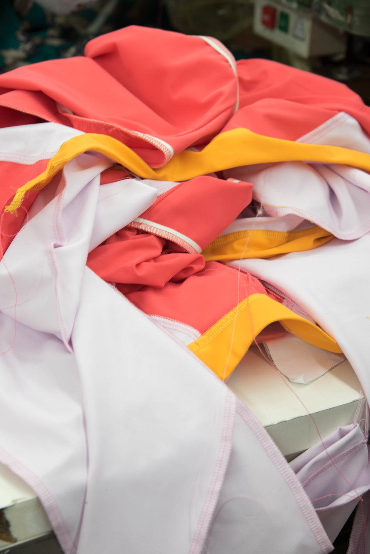 ROSE & IVY Journal Behind the Scenes| Flagpole Swimwear