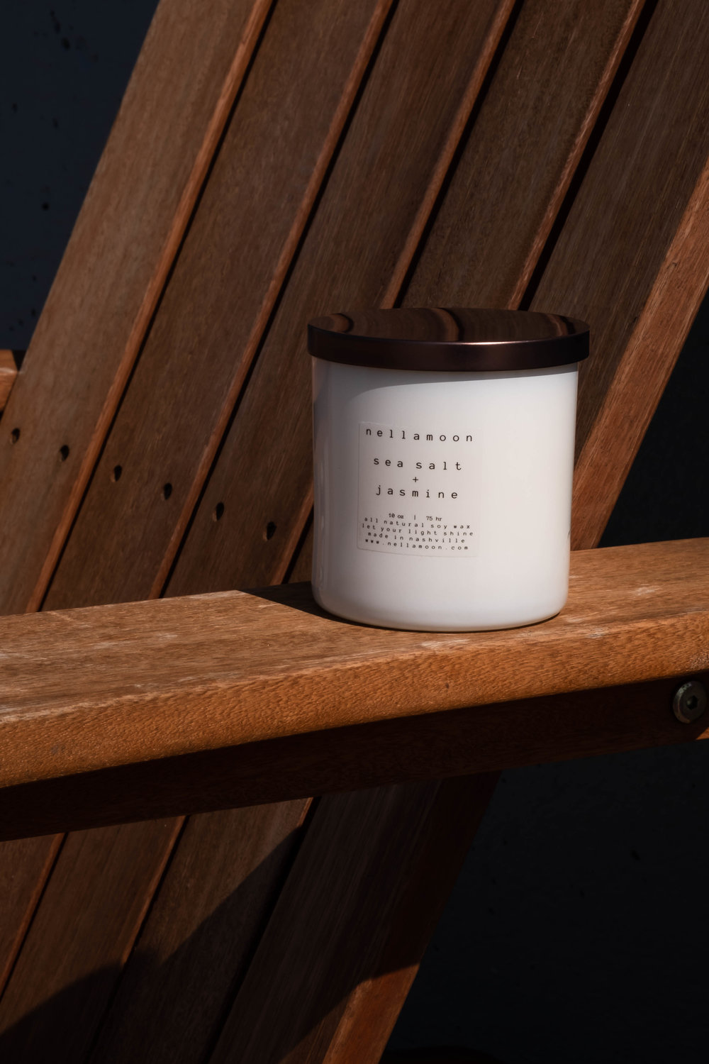 ROSE& IVY Journal Keep Summer Alive with a Candle Nellamoon