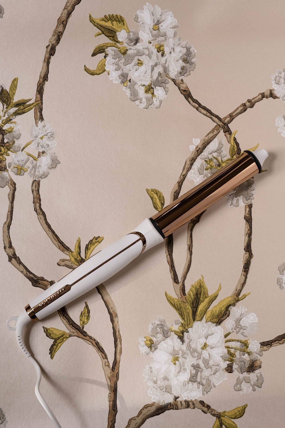 ROSE & IVY A Curling Iron That Makes Curling Your Hair Easy (Really!) by Kristin Ess