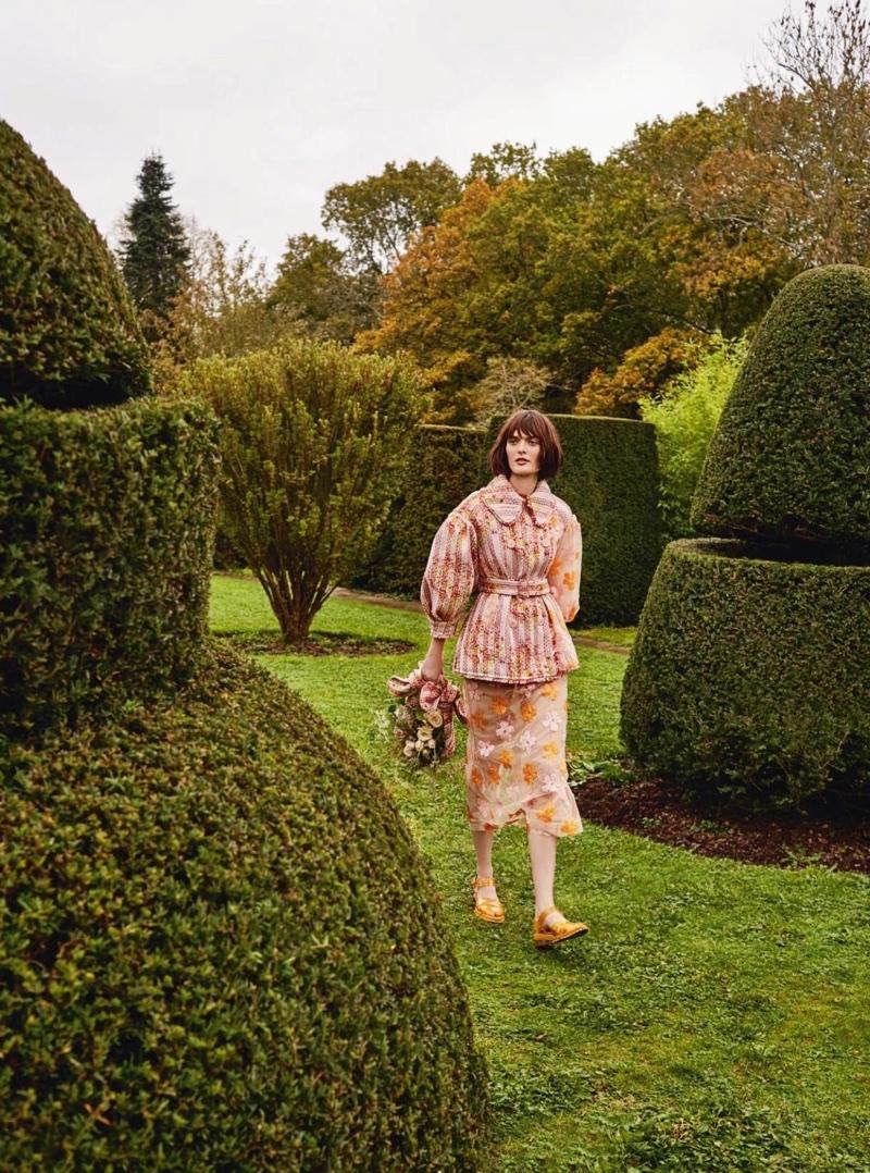 Come into the Garden - From Harper's Bazaar UK