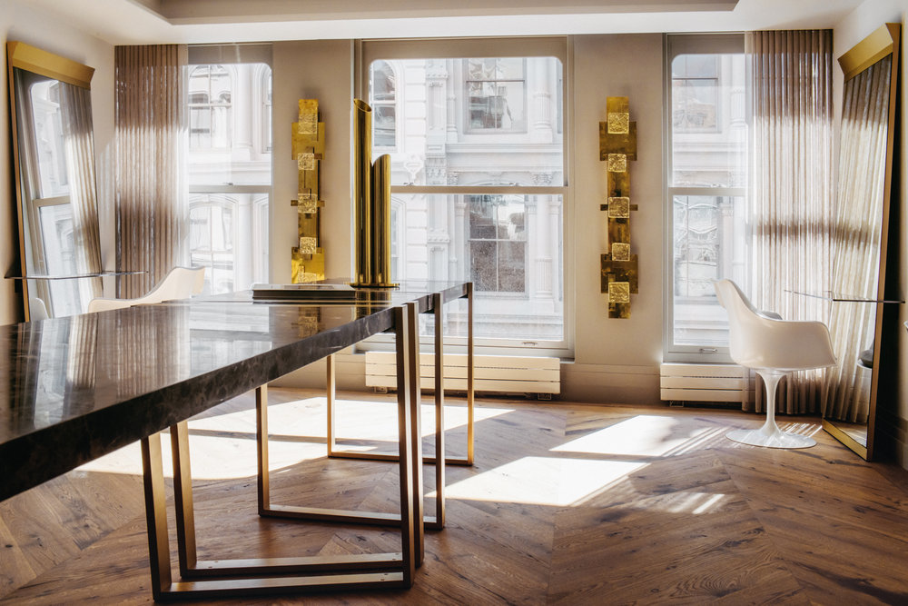 Paris in New York | A New Design Forward Salon David Mallet