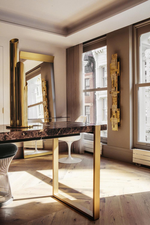 Paris in New York   A New Design Forward Salon David Mallet