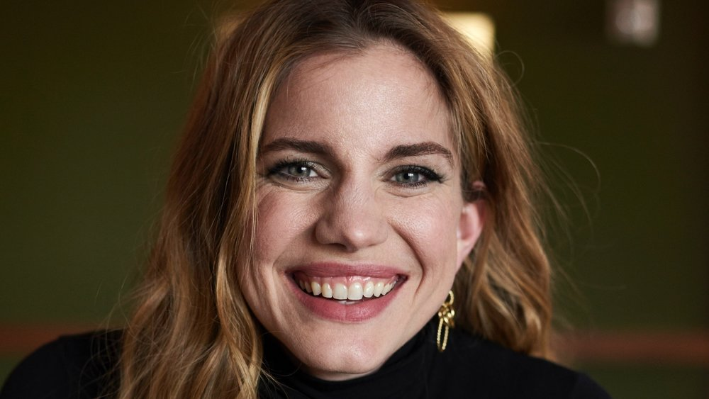 mornings with anna chlumsky -