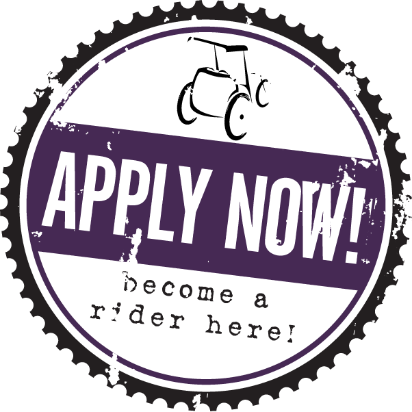 Click here to submit your request to ride with us.