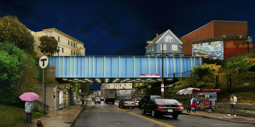 Imagining: Talbot Avenue Station