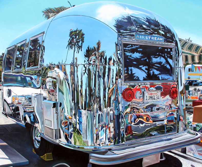 Airstream Self Portrait with Sunglasses (2014) 66x54 acrylic on canvas Taralee Guild (low res).JPG