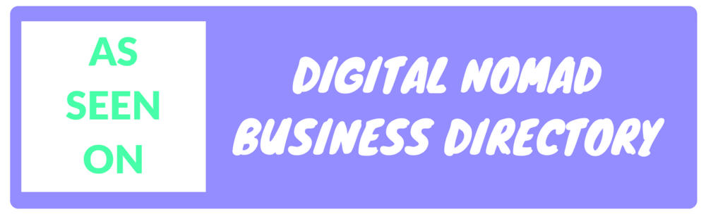 Digital Nomad Business Directory Badge