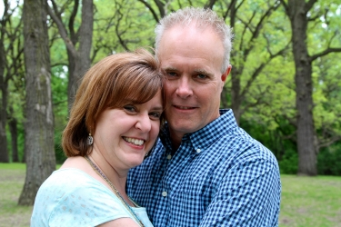 "Jody and Mark Stevenson are ""tentmakers"" working to support themselves as they minister through Treasure Chest Ministries. A ministry focused on supporting others through Biblical teaching especially in the areas of worship, marriage and family,  and health. Valley has been their home church for the past 7 years."
