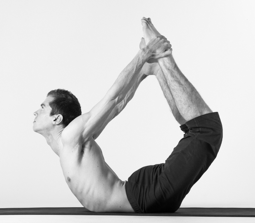 Image result for Dhanurasana (The bow pose)