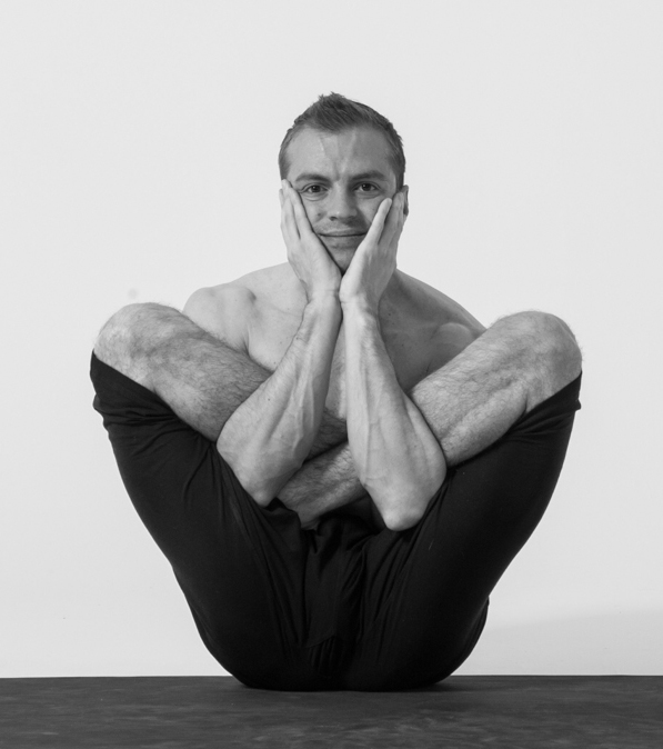 Garbha Pindasana Embryo Pose Jack Cuneo Yoga