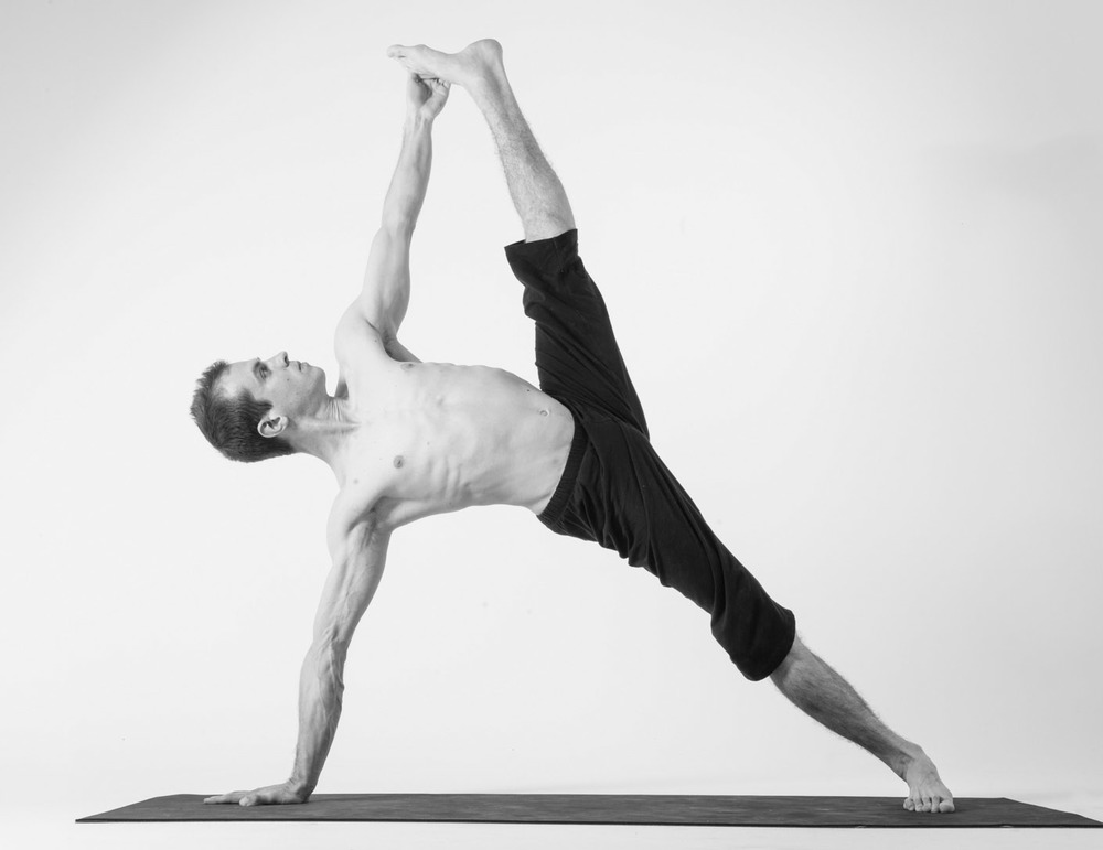 Vasisthasana (Pose Dedicated to Vasistha or Side Plank ...