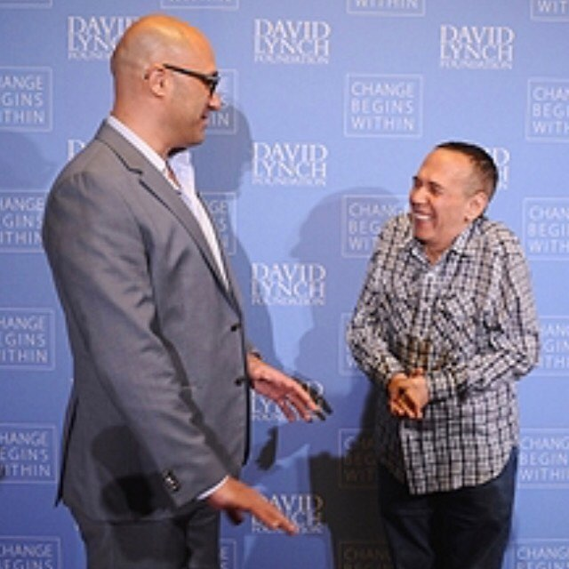 Lawrence Smith & Gilbert Gottfried