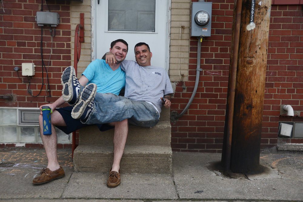 Eddie & Brett