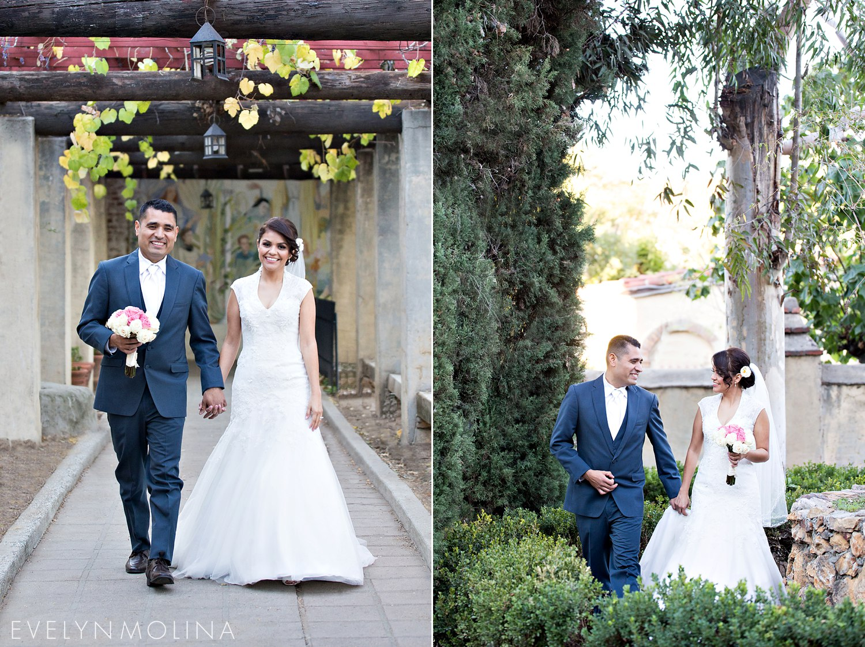 San Gabriel Mission Wedding: Berenice and David — Evelyn Molina ...