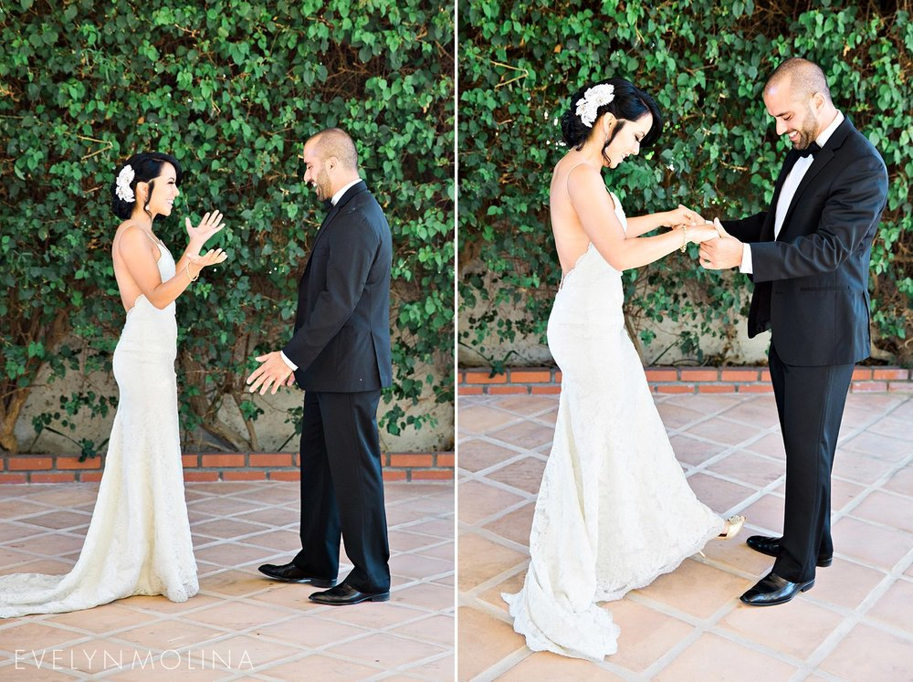 Having a first look - Palm Springs Wedding-2.jpg