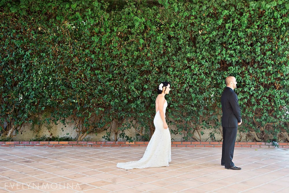 Having a first look - Palm Springs Wedding-1.jpg