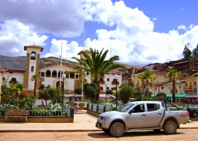 Arrendar auto Huaraz