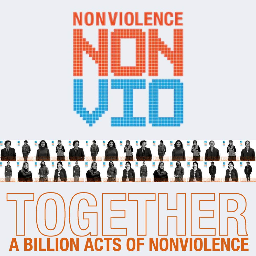 NONVIO :: encouraging personal awareness NonVio: Together a Billion Acts of NonViolence International Association for Human Values  <> Producer and Campaign Photography