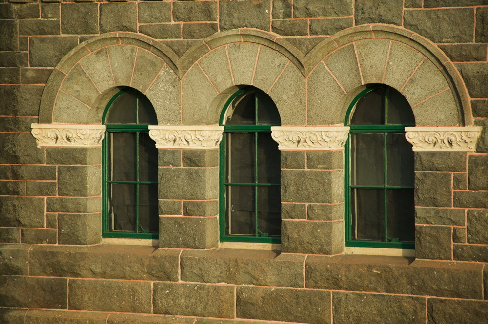 Kakaako Pumping Station detail