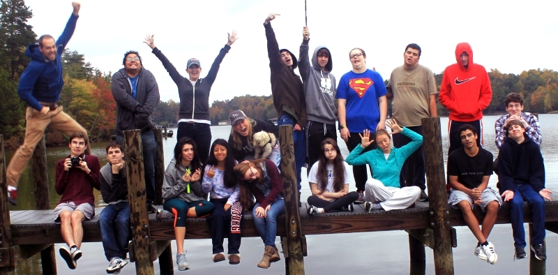 This will be replaced with a photo of the GWCS Class of 2016 from their Writing Essay Retreat at Lake Anna!