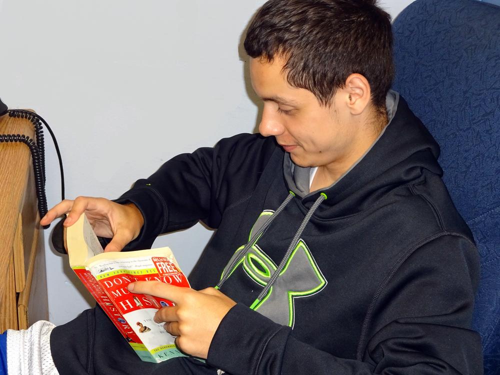josh reading 10.15.JPG