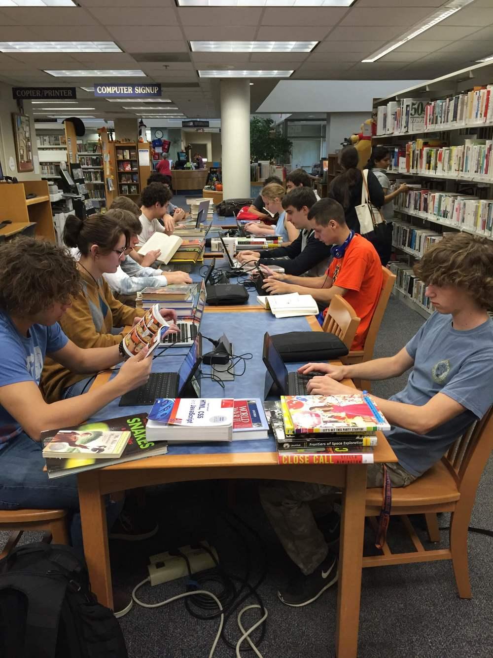 seniors library 2015.10.14.JPG