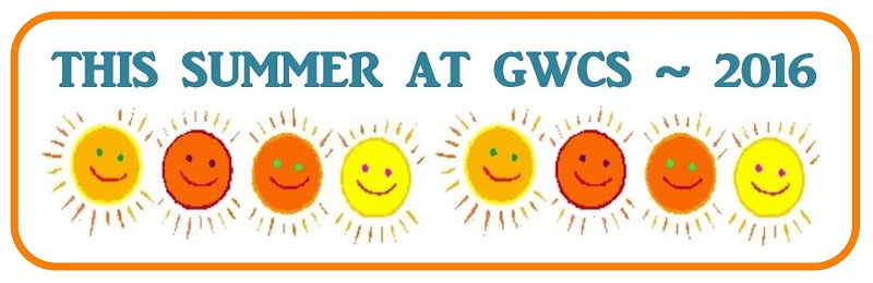 Click on image above for the full 2016 GWCS Summer Events Schedule!