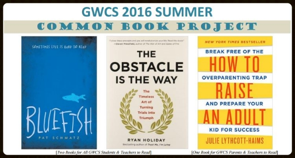 Click on image above for complete information on the GWCS Common Book Project.