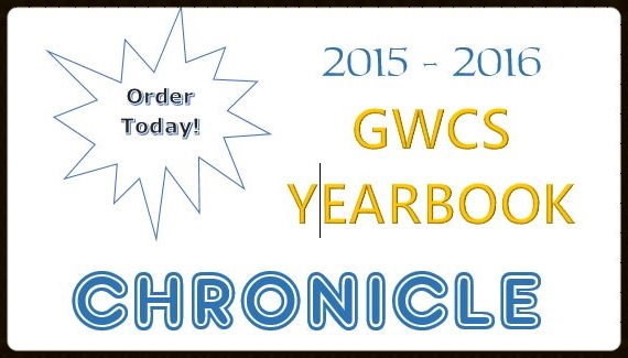 Click on the image above for a 2015-2016 GWCS Chronicle order form.