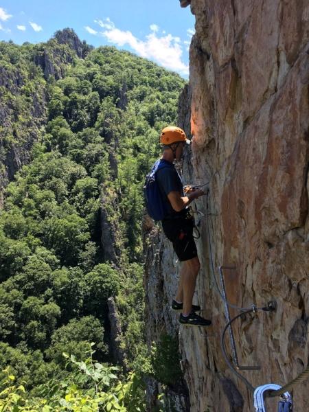 Garon-Via Ferrata wall.jpg